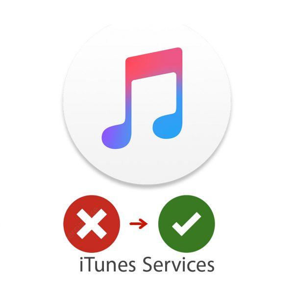 سرویس حذف ارورهای اپل آیدی