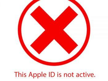 سرویس رفع خطای تحریم اپل آیدی